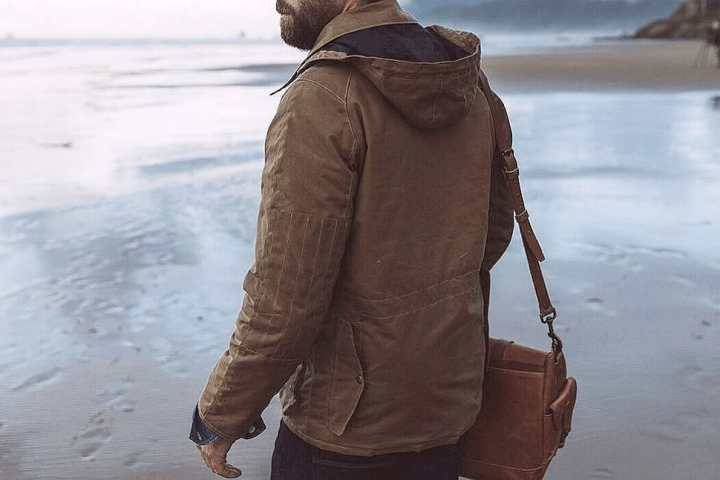 The Whipping Post Explorer Jacket: For Any Weather