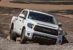 2017 Toyota Tundra CrewMax SR5 TRD Pro Package