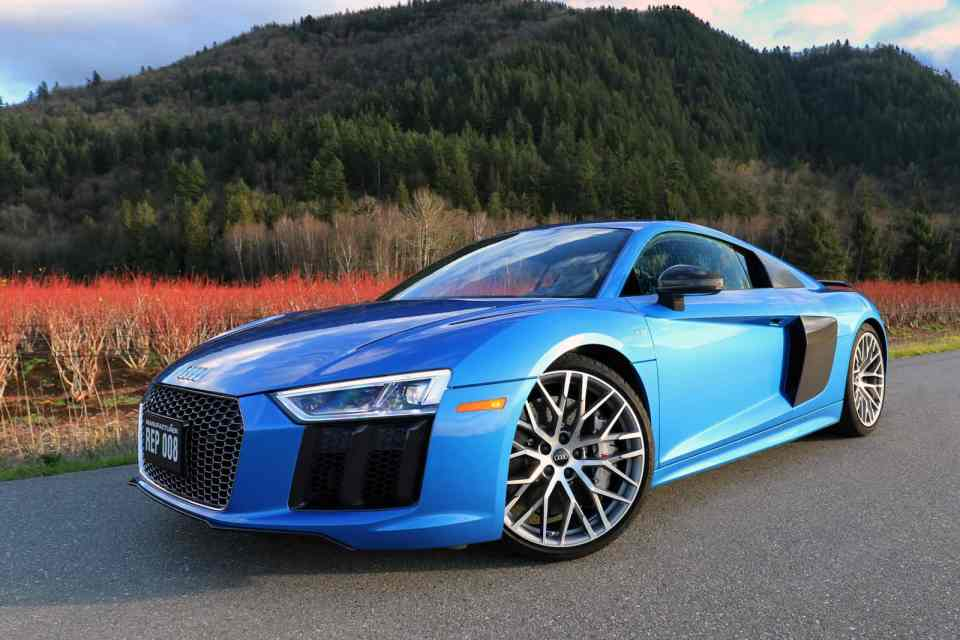 2017 audi r8 plus review