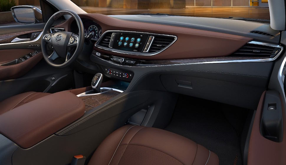 Acura Mdx 2017 Interior
