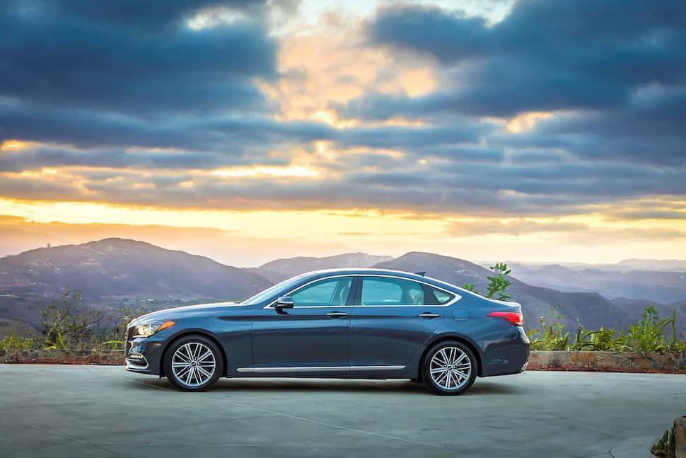 AllNew 365hp 2018 Genesis G70 Sedan Release Date Announced