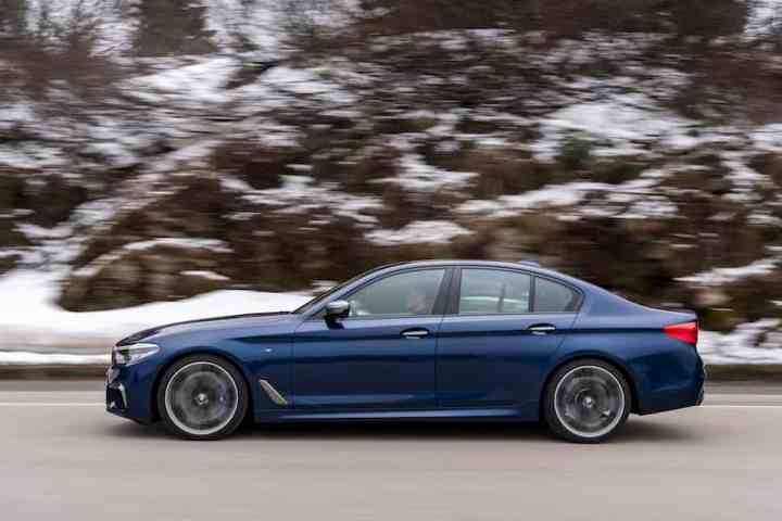 BMW Announces the M550i xDrive: The New 5 Series Range-Topper