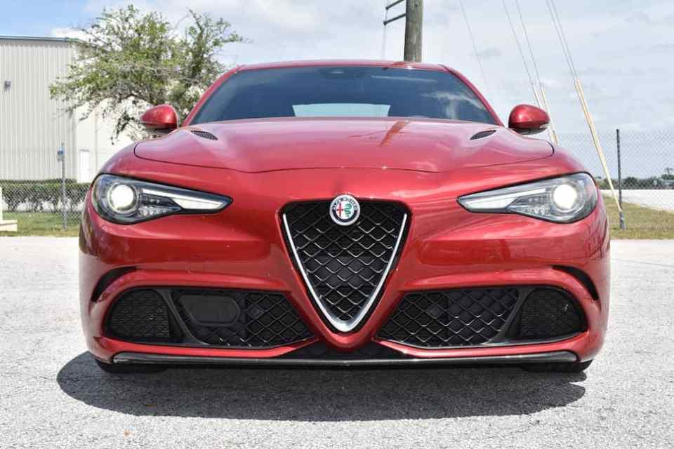 2017 Alfa Romeo Giulia Quadrifoglio Review: A Powerful New Rival to the Super-Sedan Hierarchy