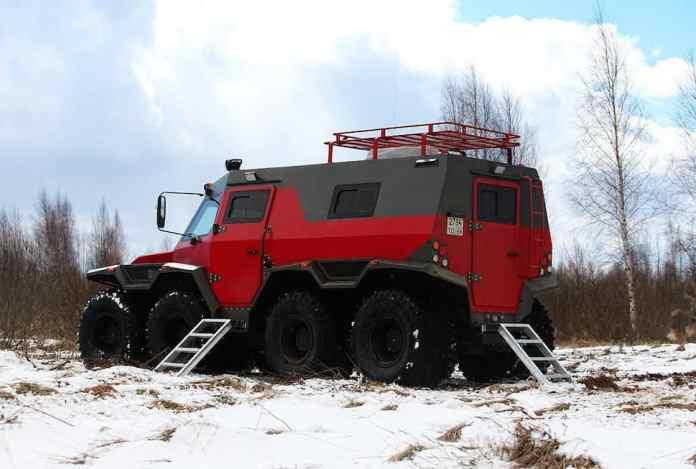 Shaman All-Terrain Vehicle 1