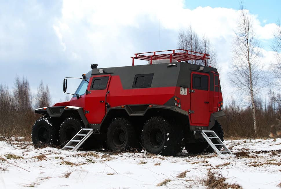 Shaman All-Terrain Vehicle 1