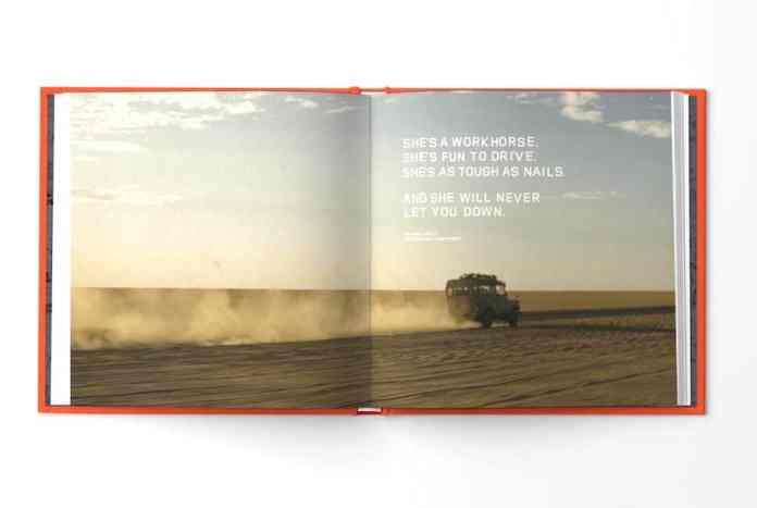 icon land rover defender book open