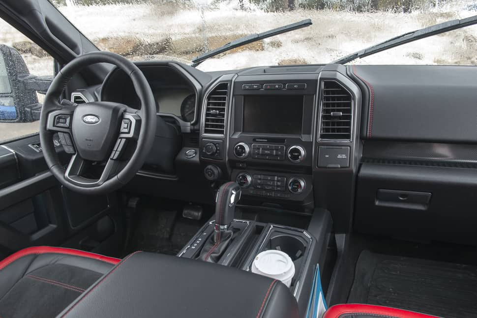 in pictures 2017 ford f 150 supercrew with new 10 speed. Black Bedroom Furniture Sets. Home Design Ideas