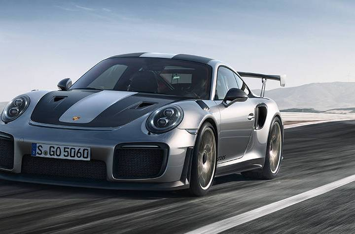 Street-Legal 911 Most Powerful From Porsche: The 2018 GT2 RS