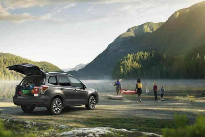 2018 subaru forester canada pricing