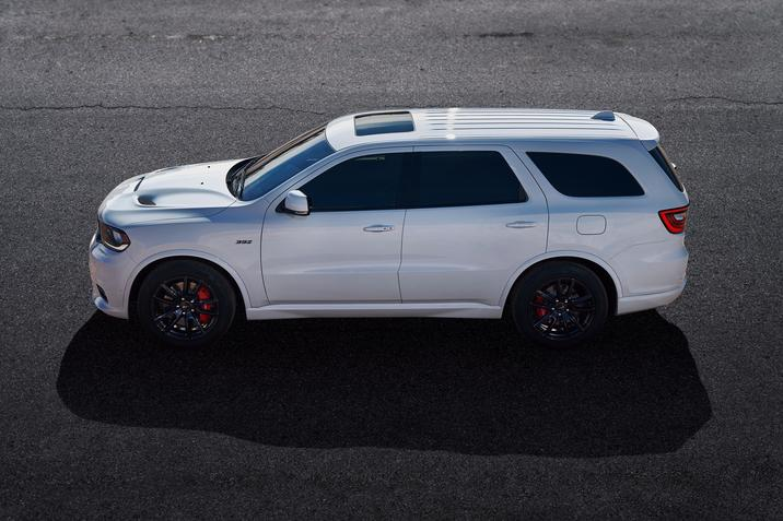 2018 Dodge Durango SRT sideview