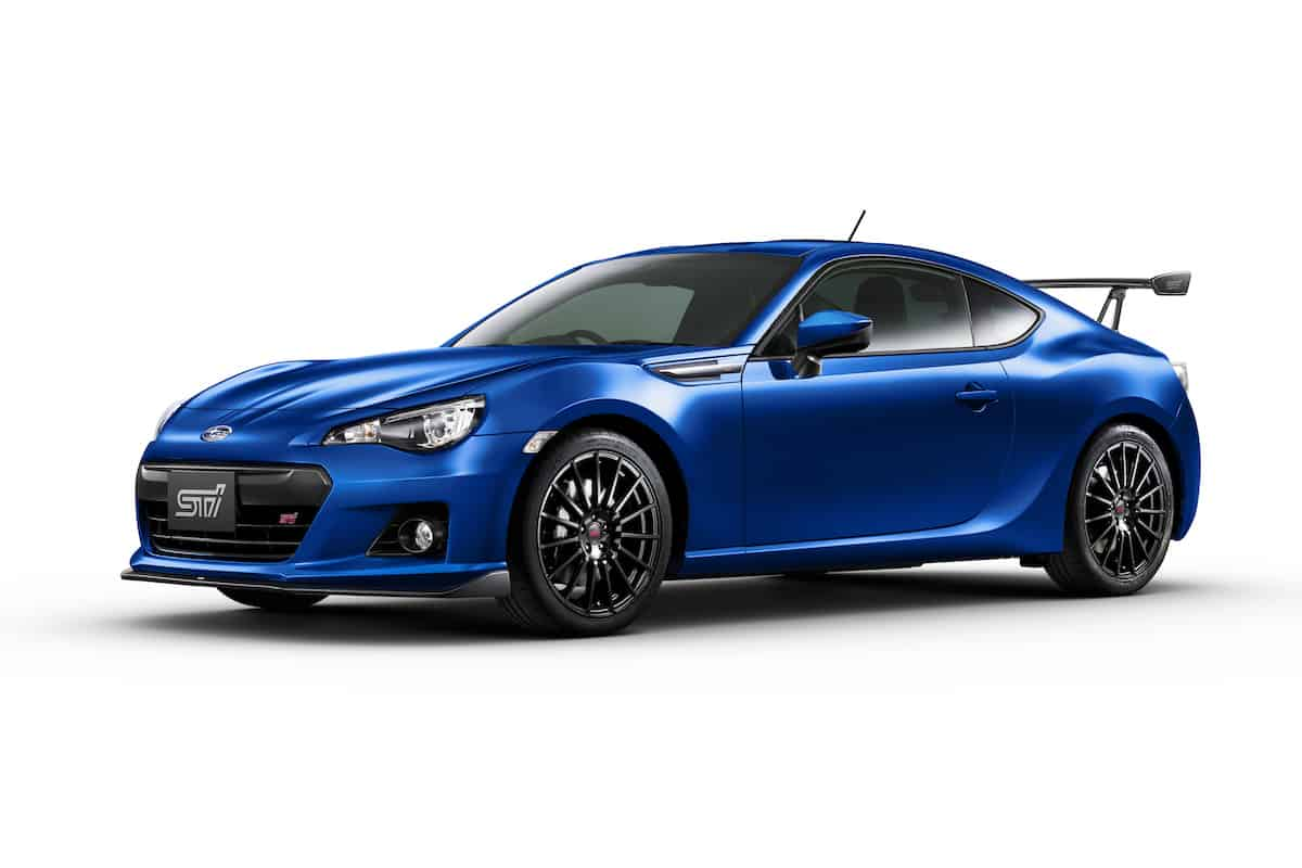 limited edition 2018 subaru brz ts release date announced. Black Bedroom Furniture Sets. Home Design Ideas