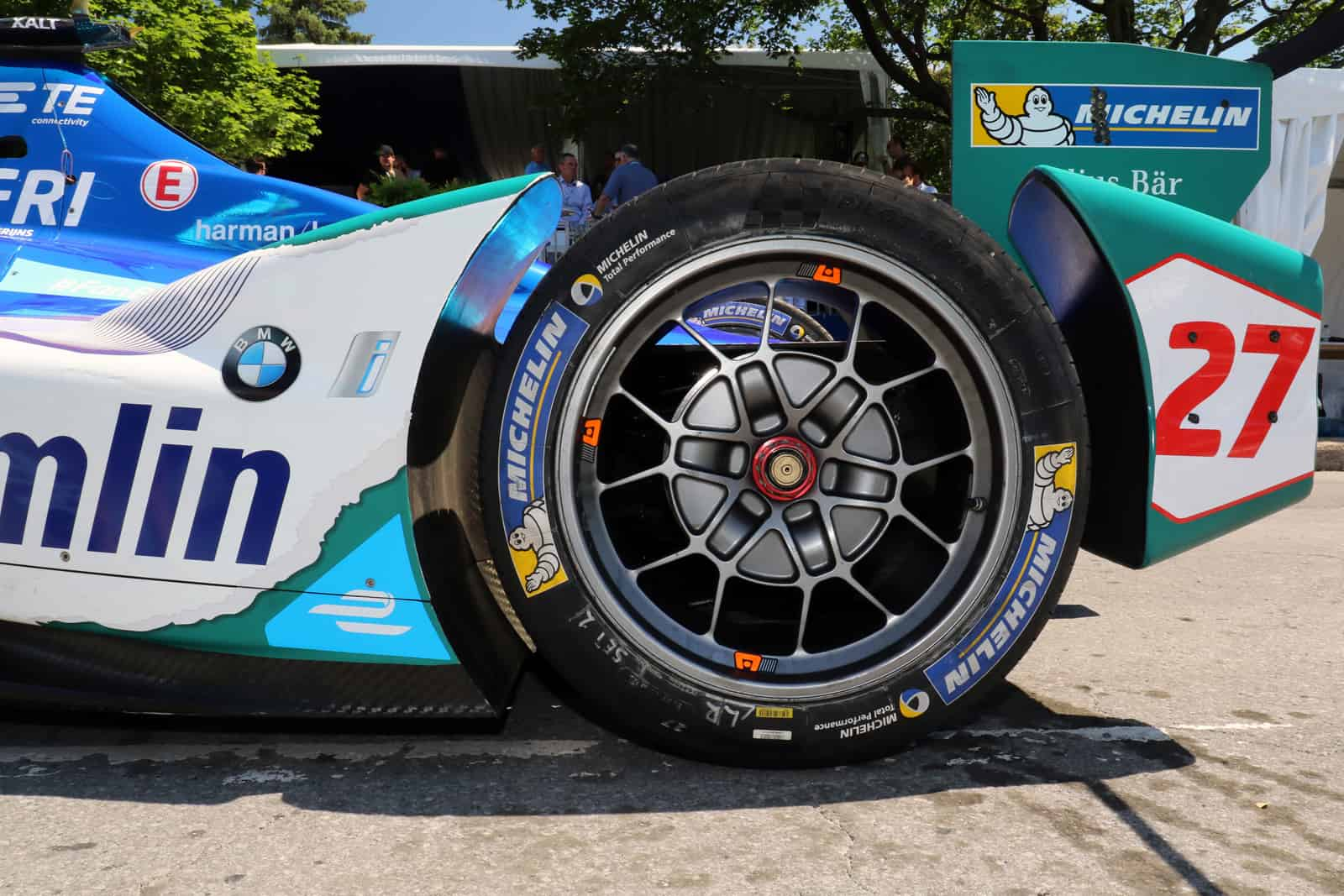 Electric Vibes: Formula-E Racing Series Hits the Streets of Montreal