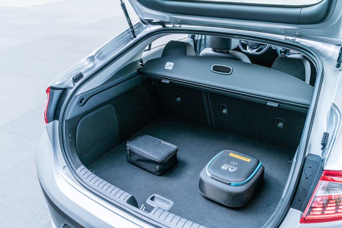 2017 Ioniq Electric Review Hyundais All New EV Hatchback