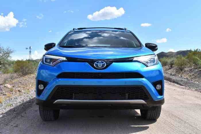 2017 Toyota RAV4 SE Hybrid