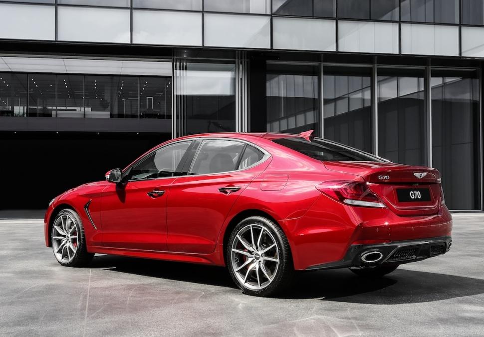 2018 genesis sedan. perfect genesis 2018 genesis g70 sedan 5 with