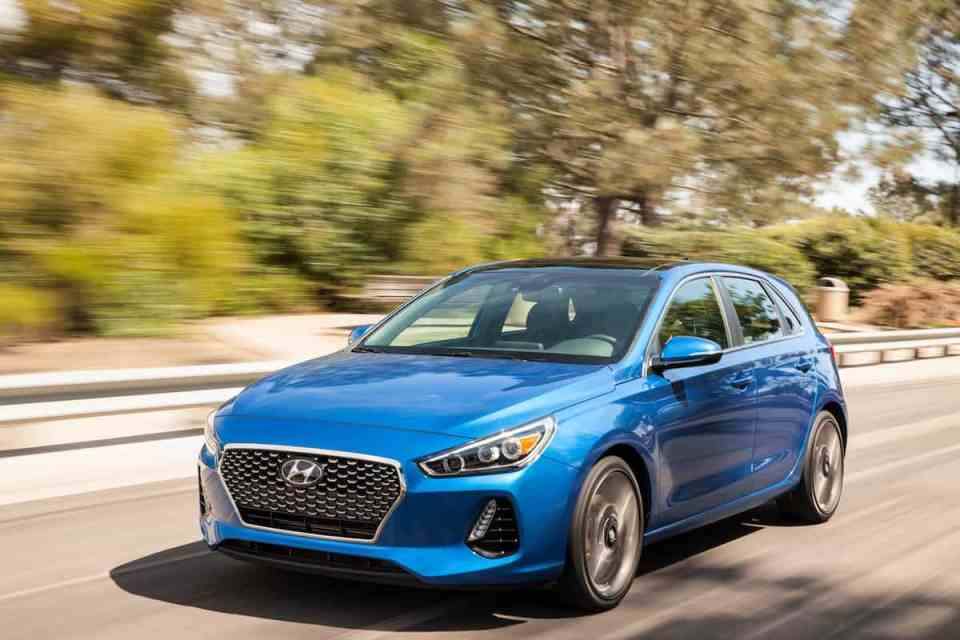 2018 Elantra GT Sport hatchback review