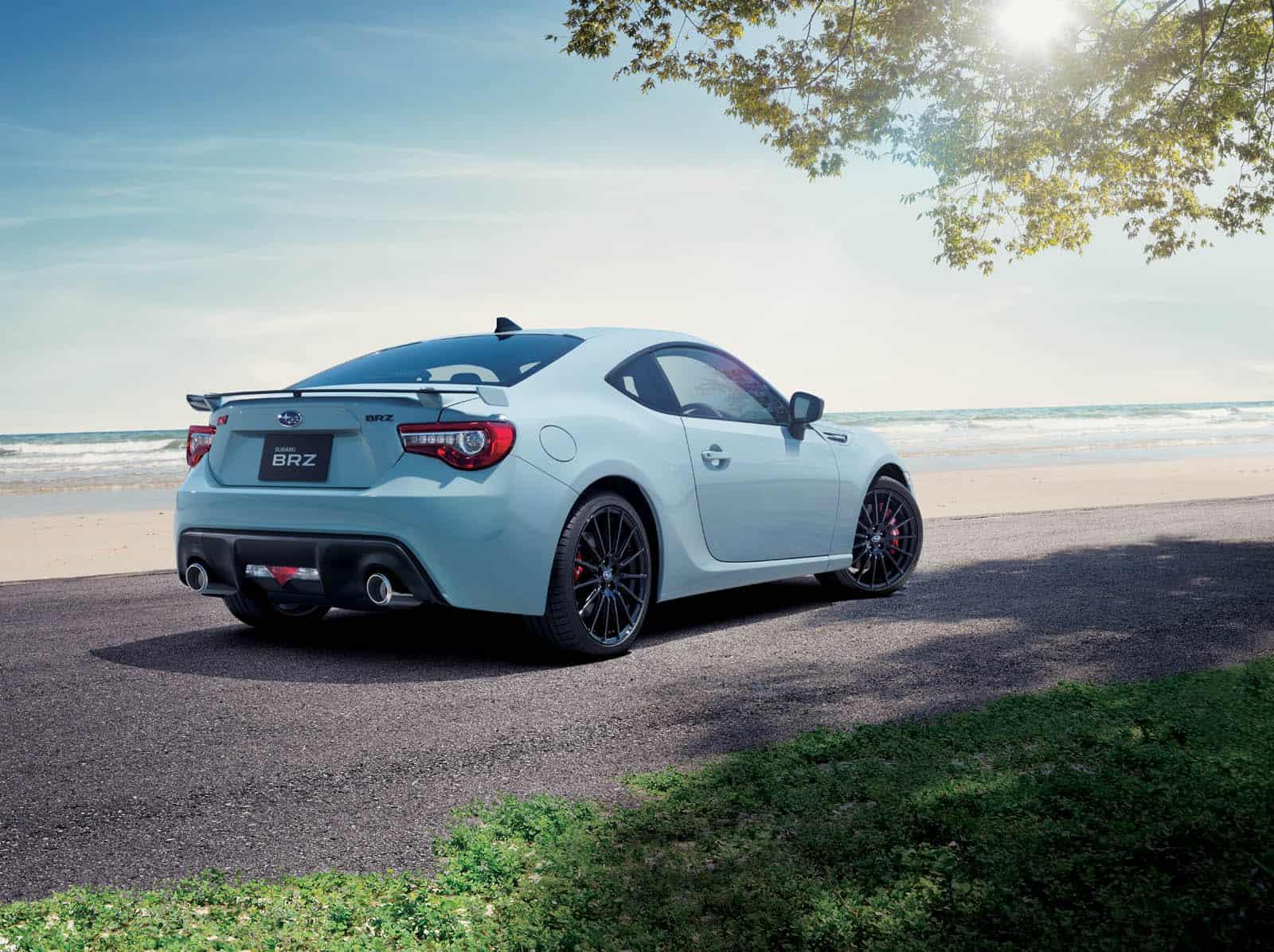 The Subaru BRZ STI Sport Edition: Only 100 Units Produced