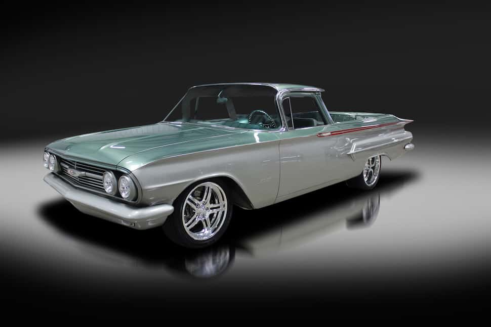 1960 Chevrolet El Camino Custom Pickup