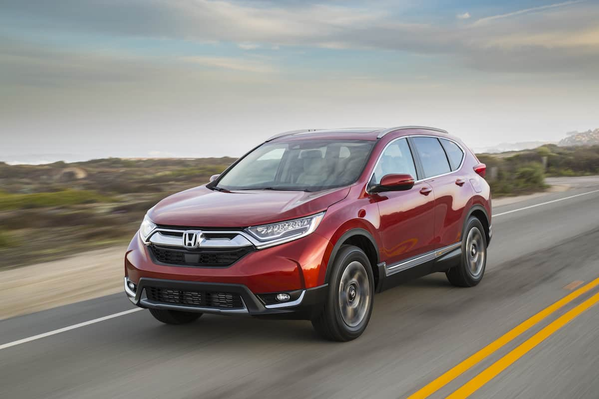 2017 honda cr v touring review all new design but lacks turbo power. Black Bedroom Furniture Sets. Home Design Ideas