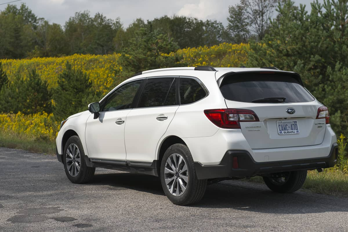 2018 Subaru Outback Review First Drive: A Refresh with ...