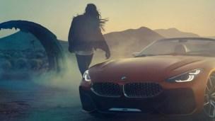 2019 BMW Z4 concept