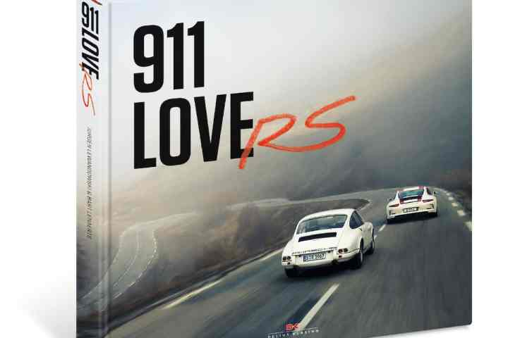 Good Reads: '911 LoveRS' a Book for Porsche Lovers
