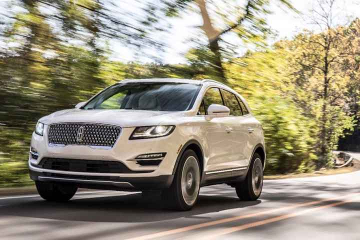Lincoln's Updated 2019 MKC Compact SUV Arrives Next Summer