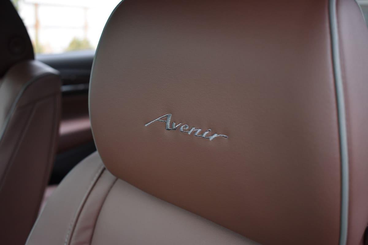 2018 Buick Enclave First Drive Review avenir logo