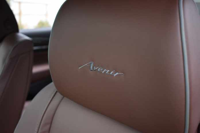 2018 Buick Enclave First Drive Review avenir logo
