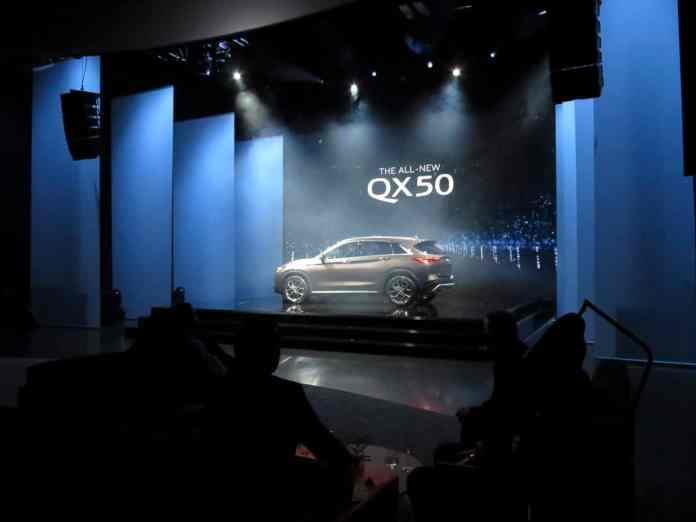 2019 infiniti qx50 la auto show (1 of 17)