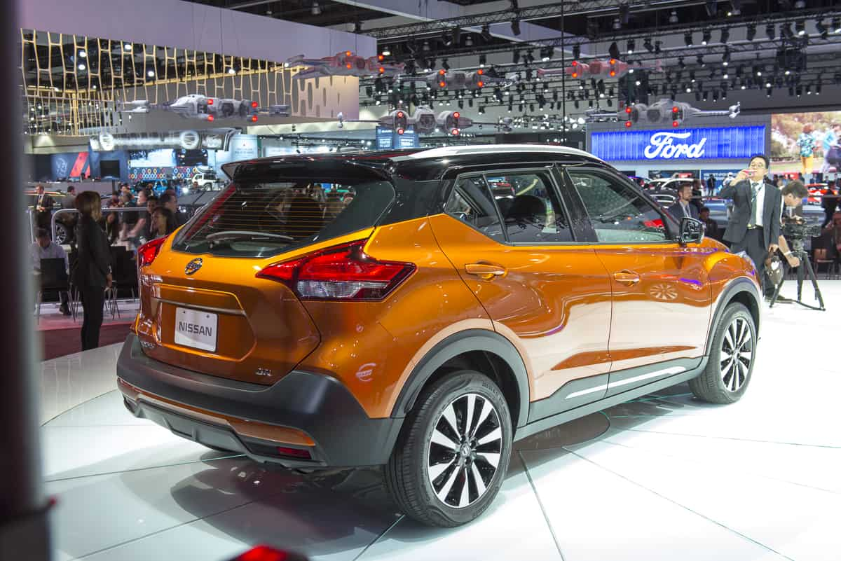 all new 2018 nissan kicks arrives features release date. Black Bedroom Furniture Sets. Home Design Ideas