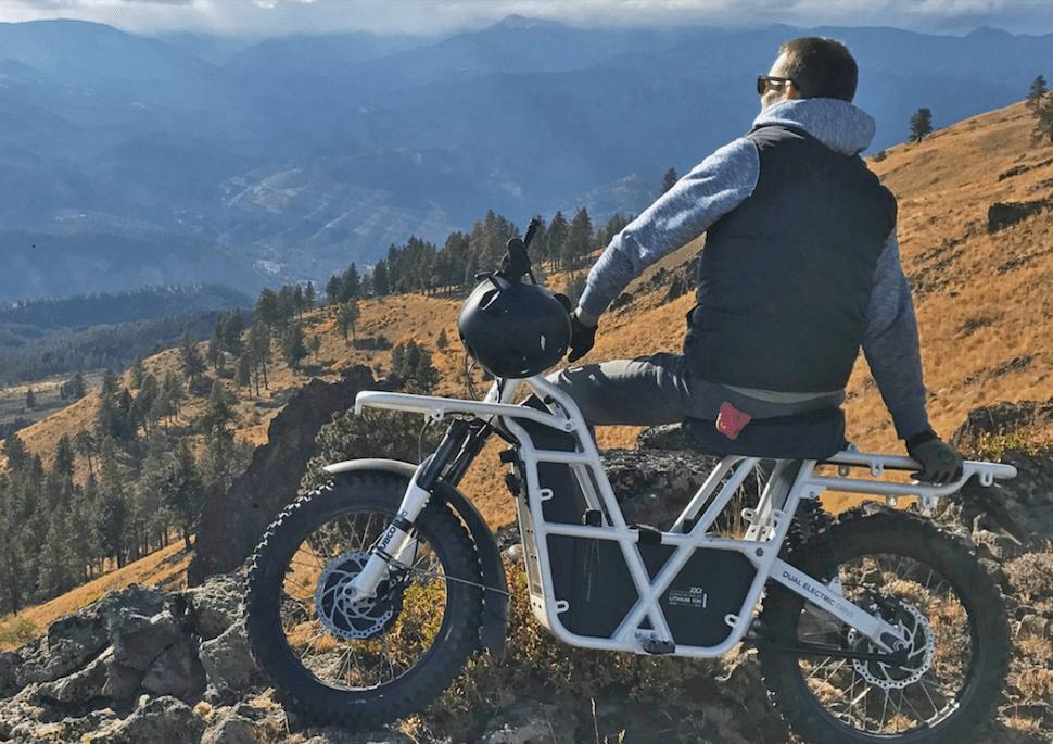 UBCO 2×2 bike