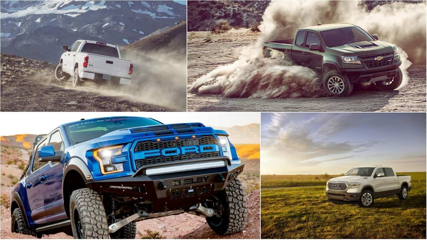 best pickup truck buyers guide tractionlife