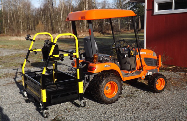 big tool rack review tractor news
