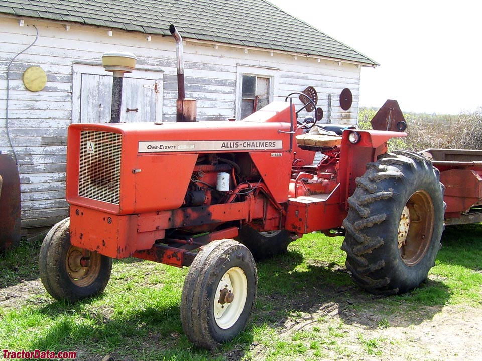 Allis Chalmers 190 Tractor Cabs