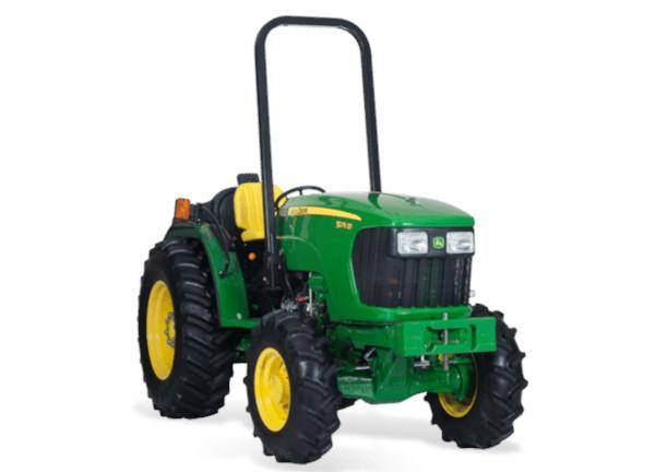 Tractor Frutero-Narrow TRACTOR 5076EF. Fuente: John Deere