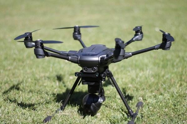 Agricultura con drones en olivar