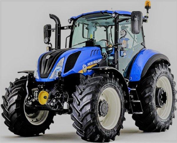 Tractor del Año Utilitario 2017: New Holland T5.120