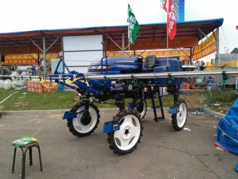 MAQUINA 2. Máquinas agrícolas chinas