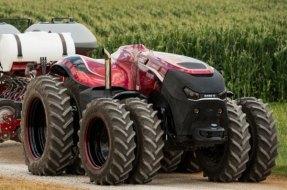 Tractor autónomo