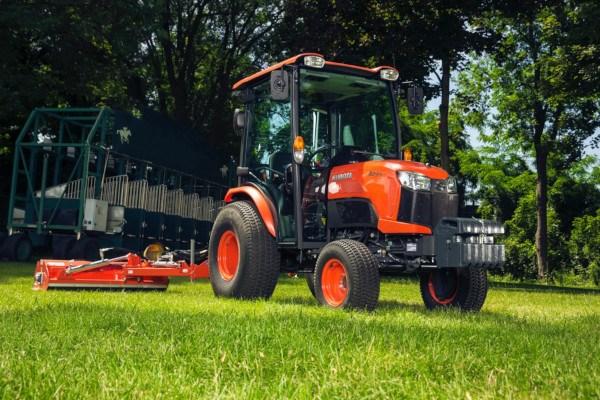 Tractor Kubota B2311 HST