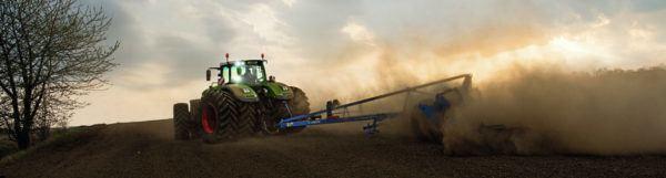 Tractor Fendt con Load Sensing