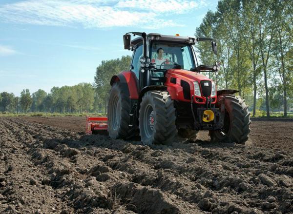 Tractores SAME su nueva gama renovada Virtus