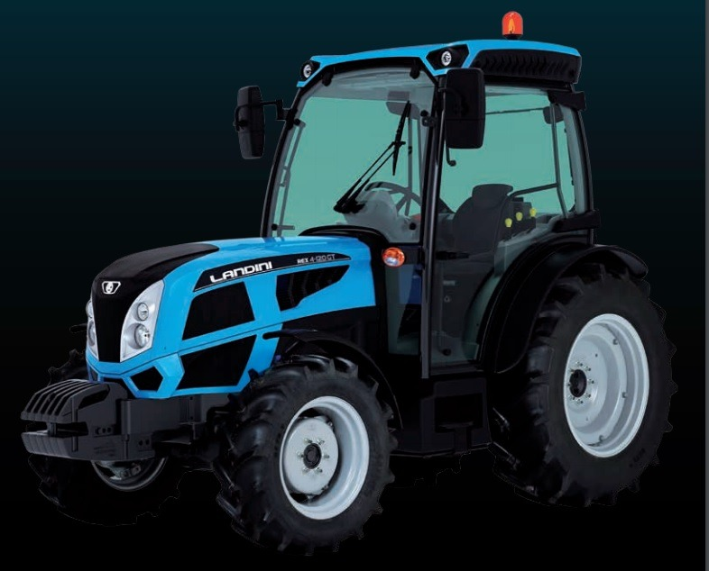 FIMA Mejor tractor de España Landini Rex 4