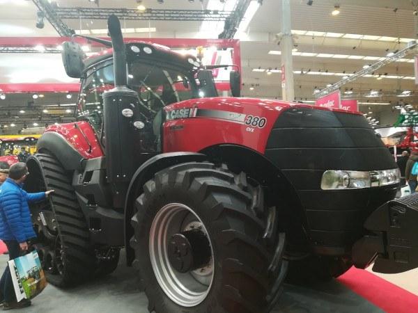 tractores de gran potencia en fima 2018