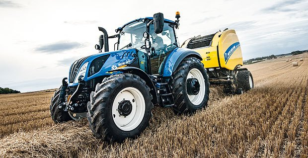 Tractor New Holland nuevo T5