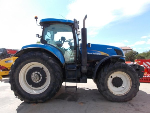 Tractor New Holland usado