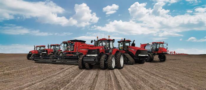 Gama de tractores Case IH nuevos