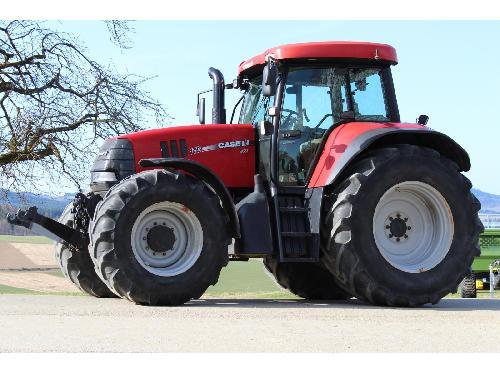 Tractores Case de segunda mano