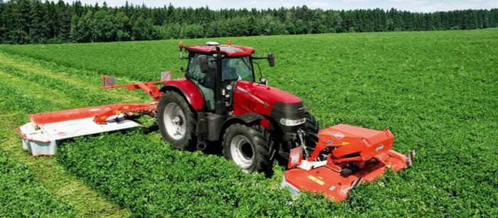 Tractores Case IH nuevos